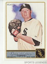 Buy 2011 Allen & Ginter #199 Jake Peavy