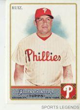 Buy 2011 Allen & Ginter #249 Carlos Ruiz