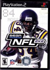 Buy NFL 2K2 - Playstation 2 Video Game - COMPLETE - Very Good