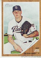 Buy 2011 Heritage #179 Mat Latos