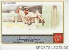 Buy 2011 Allen & Ginter #251 Ian Desmond
