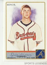 Buy 2011 Allen & Ginter #253 Mike Minor