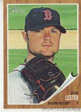 Buy 2011 Heritage #187 Jon Lester