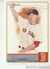 Buy 2011 Allen & Ginter #294 Jacoby Ellsbury