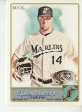 Buy 2011 Allen & Ginter #302 John Buck