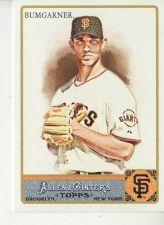 Buy 2011 Allen & Ginter #304 Madison Bumgarner