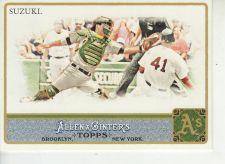 Buy 2011 Allen & Ginter #309 Kurt Suzuki