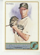 Buy 2011 Allen & Ginter #313 Leo Nunez
