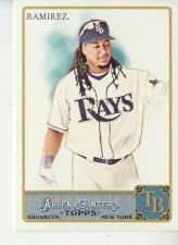Buy 2011 Allen & Ginter #316 Manny Ramirez