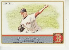 Buy 2011 Allen & Ginter #320 Jon Lester