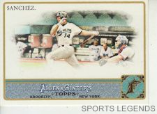 Buy 2011 Allen & Ginter #334 Gaby Sanchez