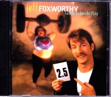 Buy Games Rednecks Play by Jeff Foxworthy CD 1995 - Very Good