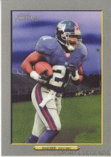Buy 2006 Turkey Red #311 Tiki Barber