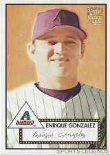 Buy 2006 Topps 52 Style #2 Enrique Gonzalez