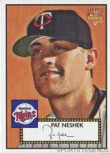 Buy 2006 Topps 52 Style #7 Pat Neshek