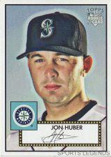Buy 2006 Topps 52 Style #12 Job Huber