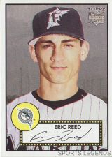 Buy 2006 Topps 52 Style #14 Eric Reed