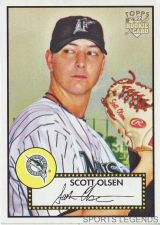 Buy 2006 Topps 52 Style #16 Scott Olsen