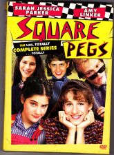 Buy Square Pegs - The Complete Series DVD 2008 3-Disc Set - Very Good