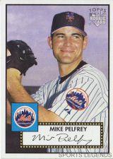 Buy 2006 Topps 52 Style #23 Mike Pelfrey