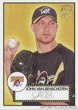 Buy 2006 Topps 52 Style #26 John Van Benschoten