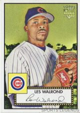 Buy 2006 Topps 52 Style #28 Les Walrond
