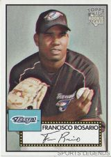 Buy 2006 Topps 52 Style #33 Francisco Rosario