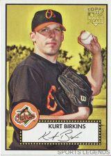 Buy 2006 Topps 52 Style #39 Kurt Birkins