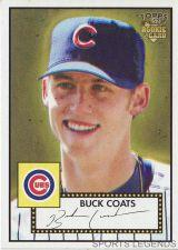 Buy 2006 Topps 52 Style #41 Buck Coats