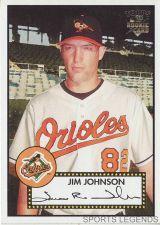 Buy 2006 Topps 52 Style #42 Jim Johnson