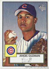 Buy 2006 Topps 52 Style #43 Angel Guzman