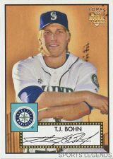 Buy 2006 Topps 52 Style #48 TJ Bohn