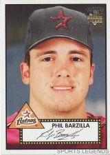 Buy 2006 Topps 52 Style #50 Phil Barzilla