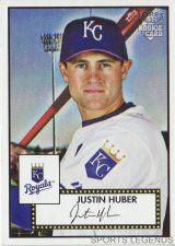 Buy 2006 Topps 52 Style #51 Justin Huber