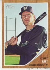 Buy 2011 Heritage #202 Corey Hart