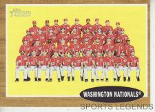 Buy 2011 Heritage #206 Washington Nationals