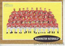Buy 2011 Heritage #206 Washington Nationals