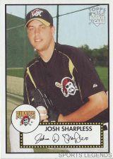 Buy 2006 Topps 52 Style #58 Josh Sharpless