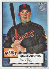 Buy 2006 Topps 52 Style #59 Eliezer Alfonzo