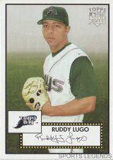 Buy 2006 Topps 52 Style #62 Ruddy Lugo
