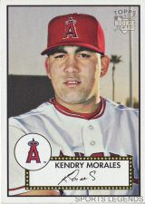 Buy 2006 Topps 52 Style #66 Kendry Morales