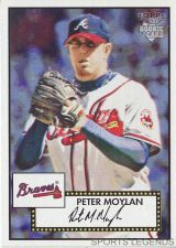 Buy 2006 Topps 52 Style #69 Peter Moylan