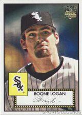 Buy 2006 Topps 52 Style #72 Boone Logan
