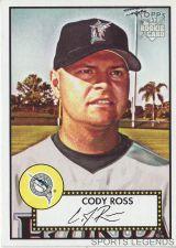 Buy 2006 Topps 52 Style #73 Cody Ross