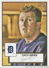 Buy 2006 Topps 52 Style #76 Zach Miner