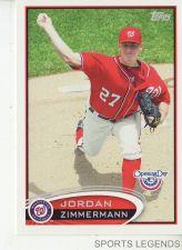 Buy 2012 Opening Day #8 Jordan Zimmermann