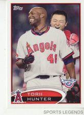 Buy 2012 Opening Day #16 Torri Hunter