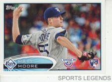 Buy 2012 Opening Day #21 Matt Moore