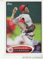 Buy 2012 Opening Day #22 Aroldis Chapman