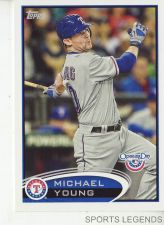 Buy 2012 Opening Day #28 Michael Young